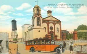 Church in Juarez, Mexico