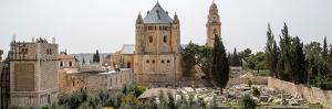 Church of Hagia Maria Abbey and Christian Cemetery, Jerusalem, Israel