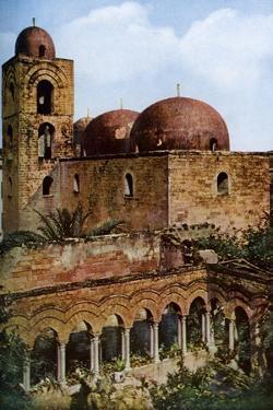 Church of San Giovanni Degli Eremiti, Palermo, Sicily, Italy, C1923