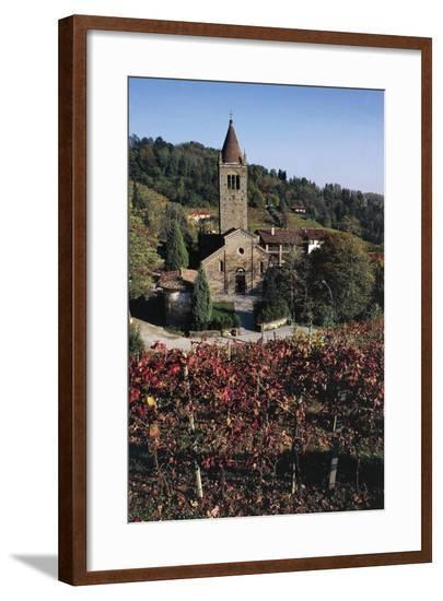 Church of St Egidio Abbey--Framed Giclee Print