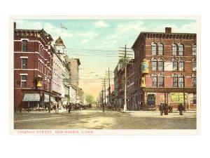 Church Street, New Haven, Connecticut