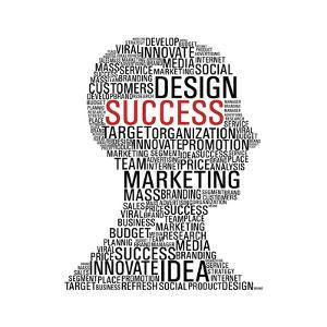 Marketing Success Head Communication by cienpies
