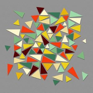 Vintage Geometric Elements by cienpies