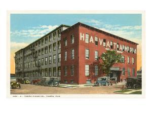 Cigar Factory, Tampa, Florida
