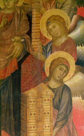 Angels from the Santa Trinita Altarpiece