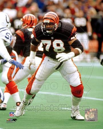 Cincinnati Bengals - Anthony Munoz Photo