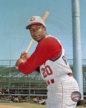 Cincinnati Reds - Frank Robinson Photo