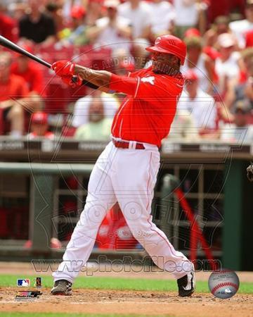 Cincinnati Reds - Ken Griffey Jr. Photo