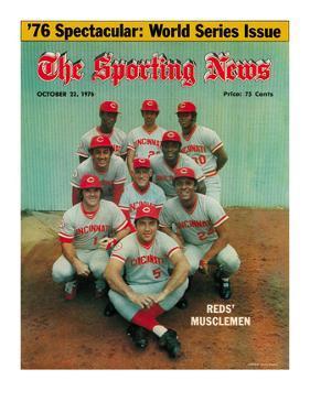 Cincinnati Reds - October 23, 1976