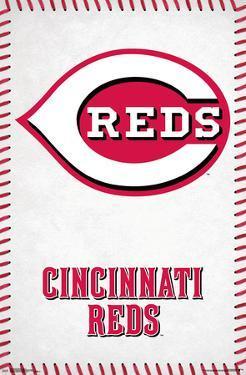 CINCINNATI REDS poster 17