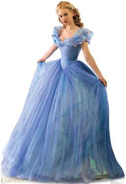 Cinderella (2015) - Cinderella Lifesize Cardboard Cutout