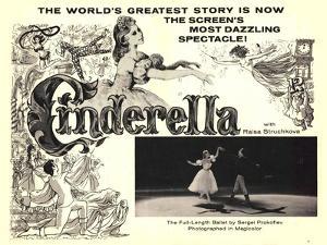 Cinderella (Ballet), 1962