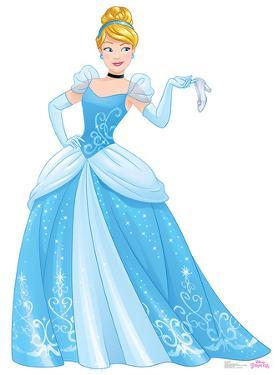 Cinderella - Disney Princess Friendship Adventures Lifesize Standup