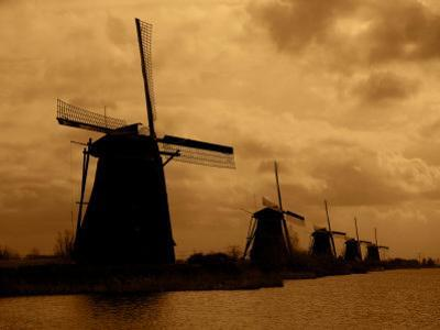 19 Historic Windmills, Kinderdijk, Netherlands by Cindy Miller Hopkins