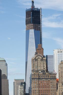 Manhattan City Skyline, New York, New York, USA by Cindy Miller Hopkins