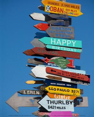 Totem Pole by Cindy Miller Hopkins