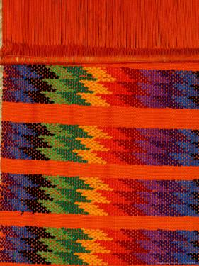 Traditional Textiles, Textile Museum, Casa del Tejido, Antigua, Guatemala by Cindy Miller Hopkins