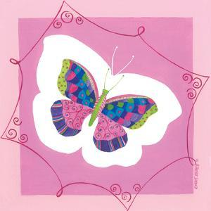 Butterfly III by Cindy Shamp
