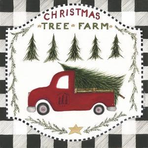 Christmas Tree Farm II by Cindy Shamp