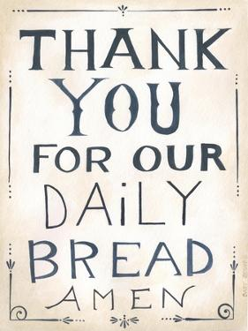 Daily Bread by Cindy Shamp