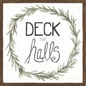 Deck the Halls Wreath by Cindy Shamp
