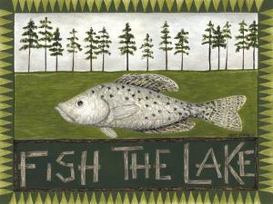 Fish the Lake by Cindy Shamp