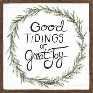 Good Tidings by Cindy Shamp