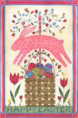 Happy Easter Pink by Cindy Shamp
