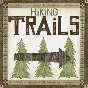 Hiking Trails by Cindy Shamp