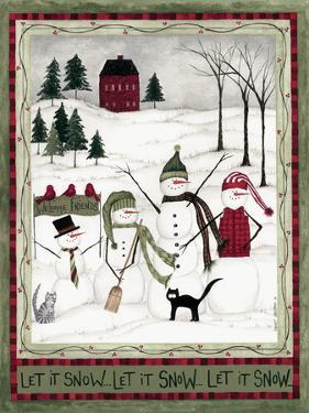 Let it Snow by Cindy Shamp