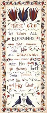 Praise God by Cindy Shamp
