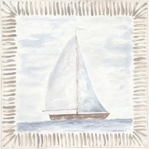 Sailboat IV by Cindy Shamp