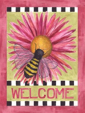 Welcome II by Cindy Shamp