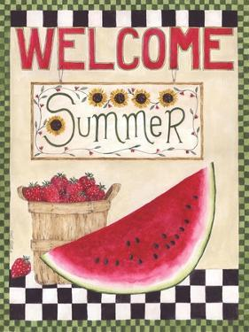Welcome Summer by Cindy Shamp
