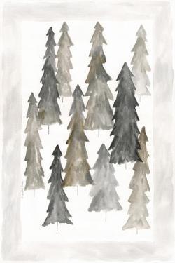 Winter Trees I by Cindy Shamp