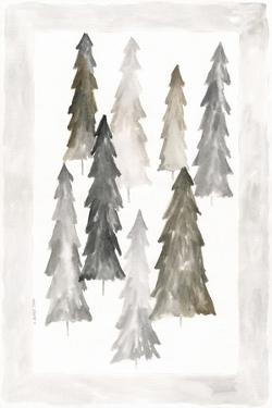 Winter Trees II by Cindy Shamp
