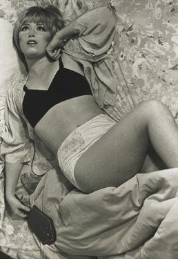 Untitled Film Still #6 by Cindy Sherman