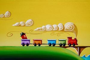 A Friendly Choo-Choo by Cindy Thornton