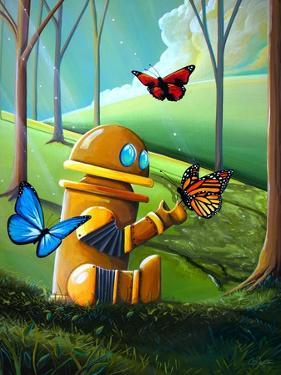 Bot and the Butterflies by Cindy Thornton