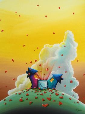Let Love Rain by Cindy Thornton