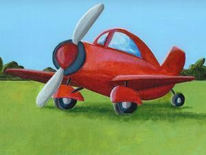 Lil Airplane by Cindy Thornton