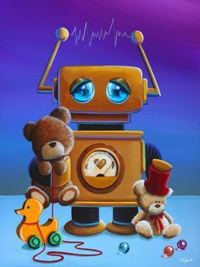 The Toy Robot by Cindy Thornton
