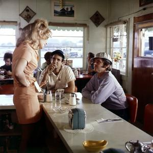 Cinq pieces faciles FIVE EASY PIECES by Bob Rafelson with Jack Nicholson and Karen Black, 1970 (pho