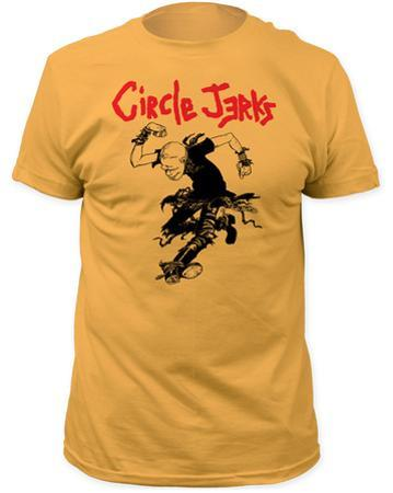 Circle Jerks- Skank Man