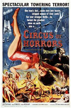 Circus of Horrors, 1960