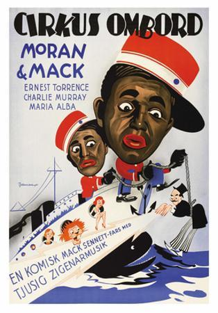 Circus on Board - Comedy with Mack and Moran
