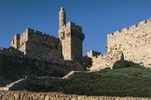 Citadel and Tower of David (Founded in 2nd Century BC)