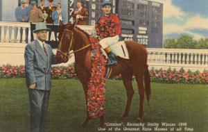 Citation, Kentucky Derby Winner