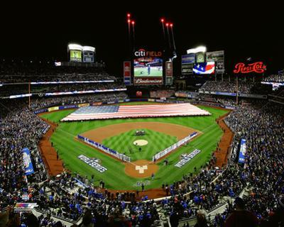 Citi Field Game 3 of the 2015 World Series