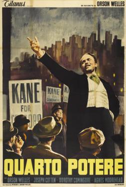 Citizen Kane - Italian Style